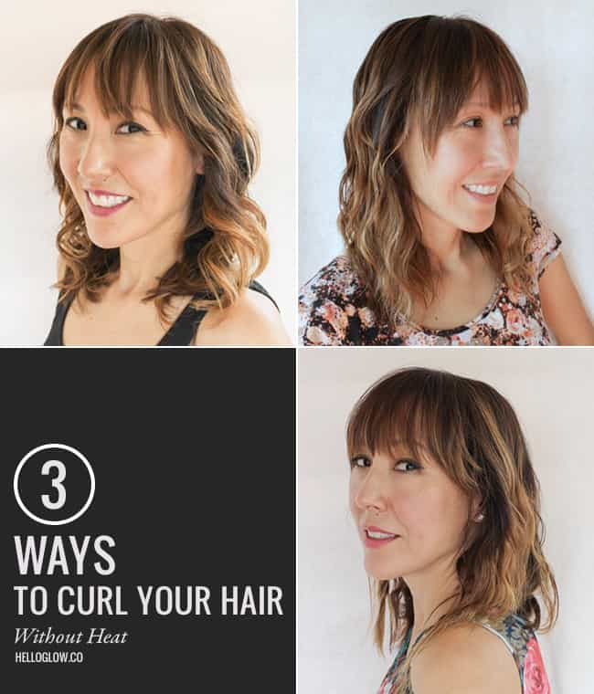 3 Ways To Get Boho Waves Without Heat - HelloGlow.co