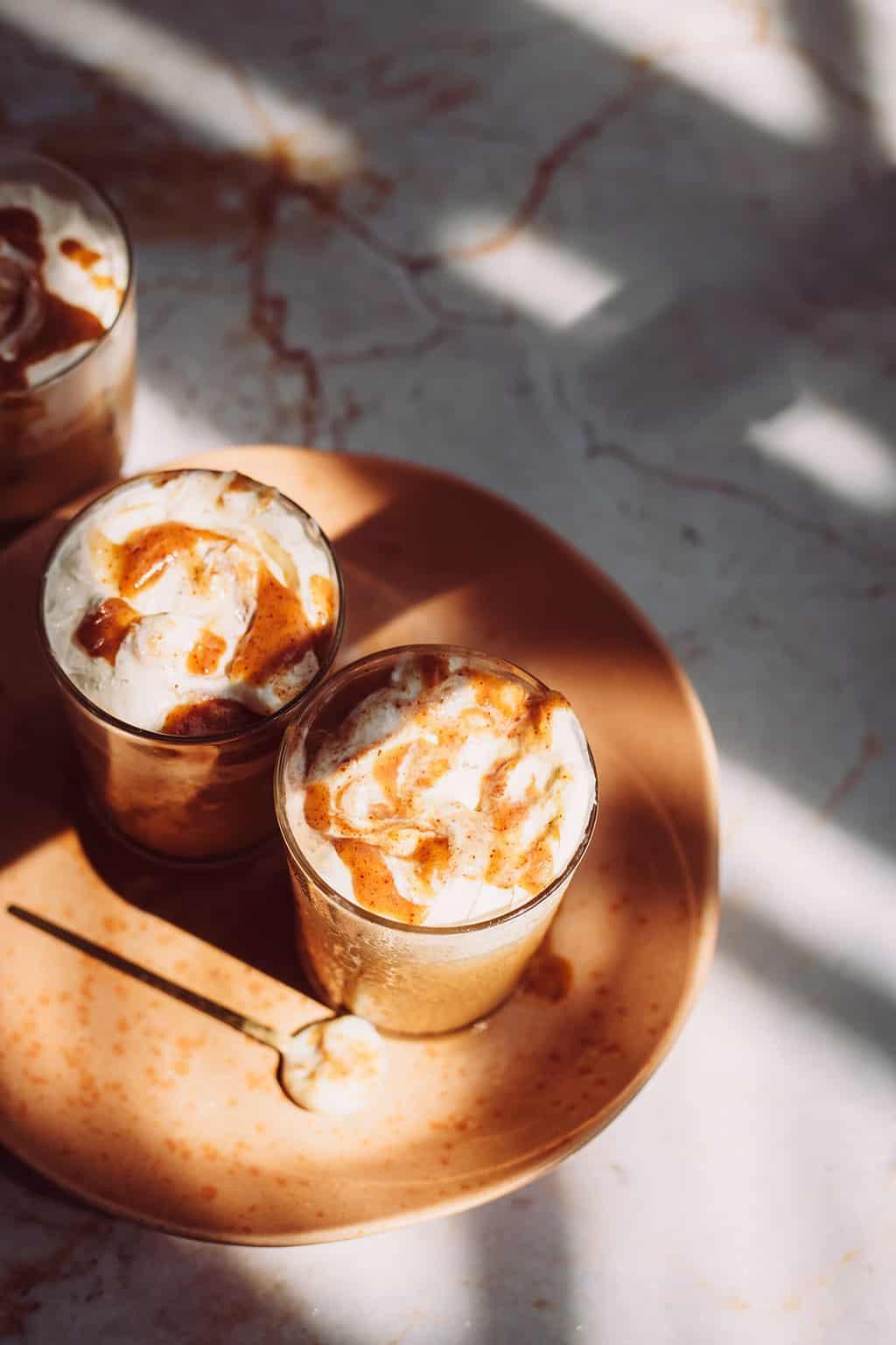 Iced Caramel Frappuccino Recipe