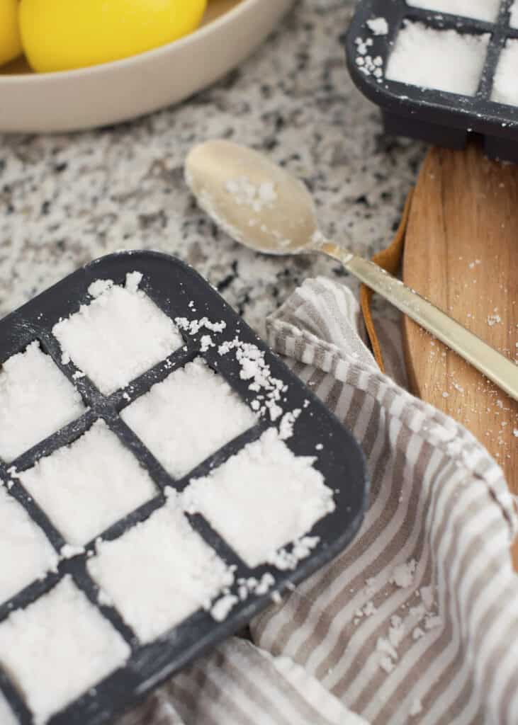 DIY Natural Dishwasher Detergent Tablets | HelloGlow.co