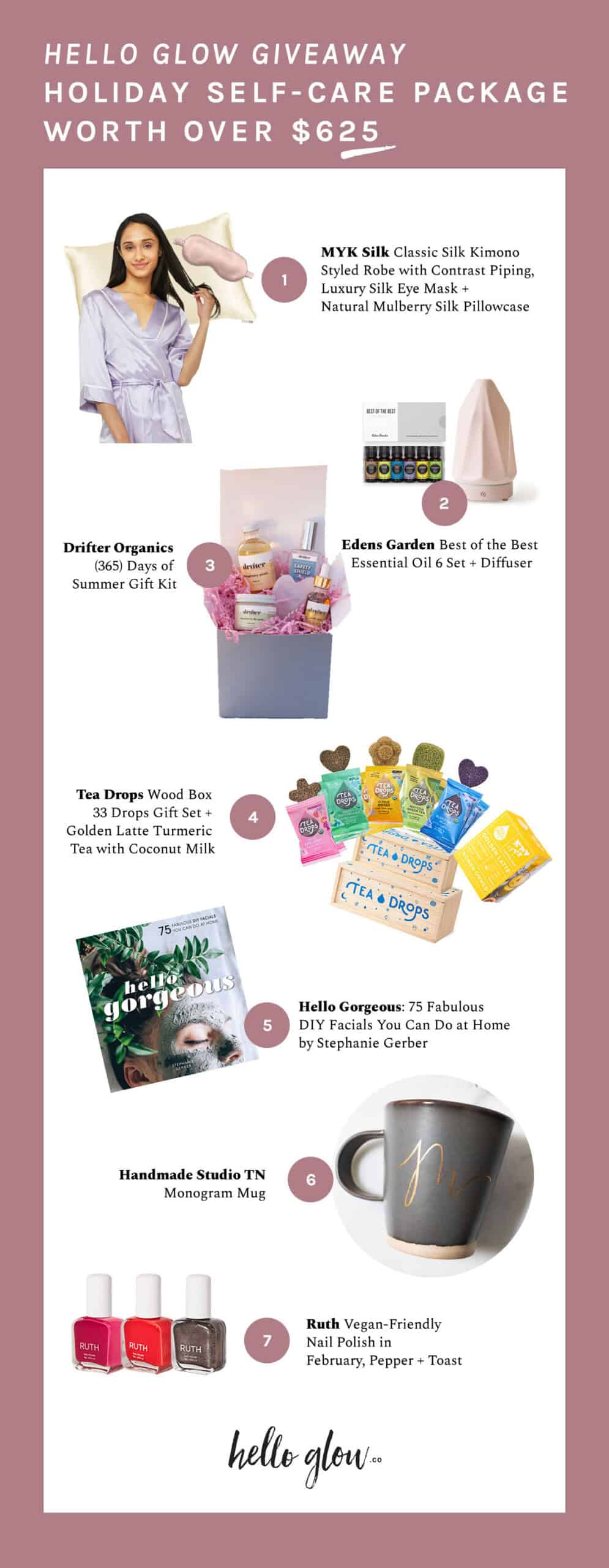 Holiday Self-Care Giveaway