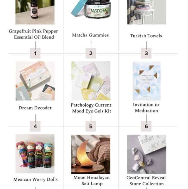9 wellness gifts - HelloGlow.co