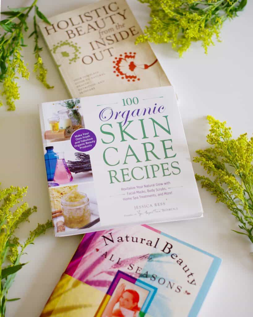 The Best Natural Beauty Books - HelloGlow.co