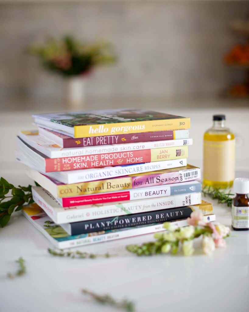13 of Our Favorite Natural Beauty Books - HelloGlow.co