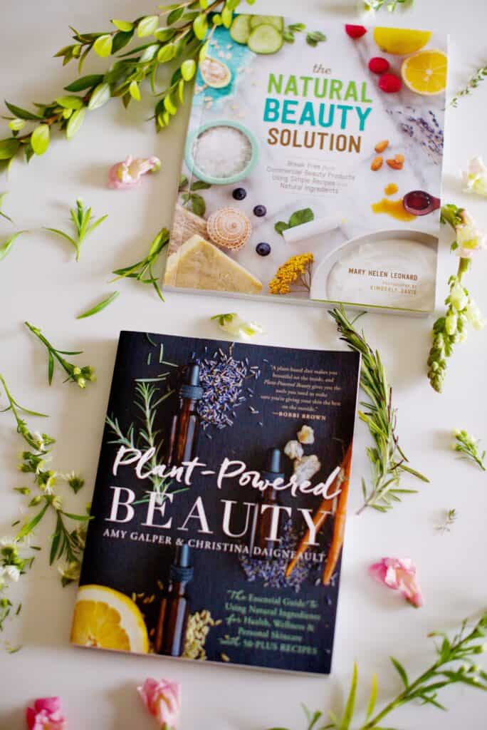 Our Favorite Natural Beauty Books