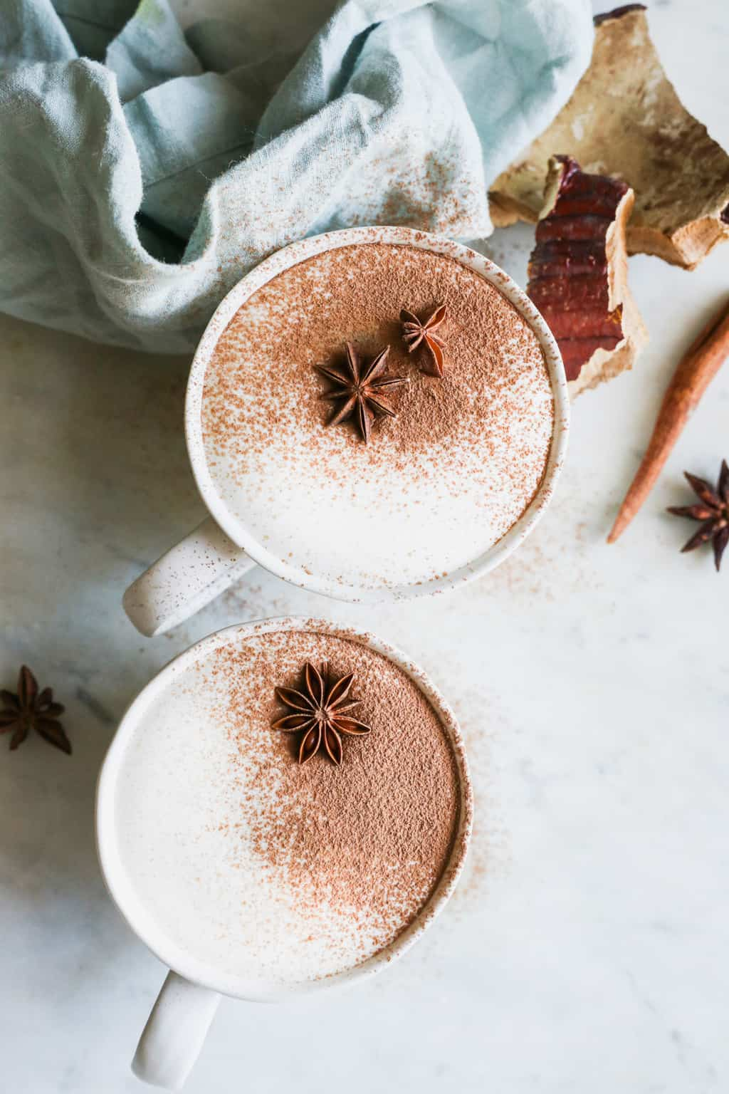 Reishi-Chai Latte