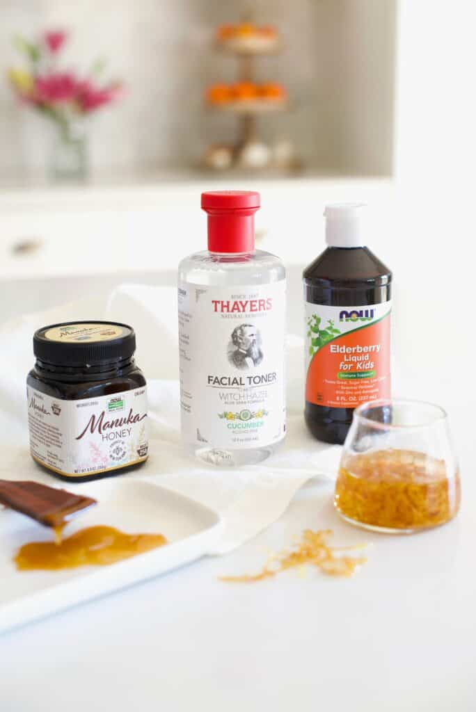 Oils, Syrups & Sprays for Your Natural Medicine Cabinet