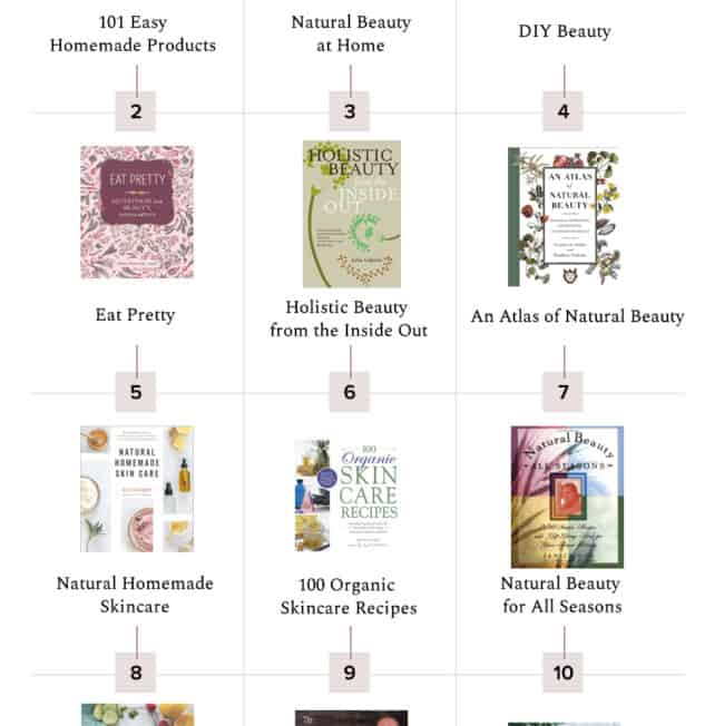 13 best beauty books