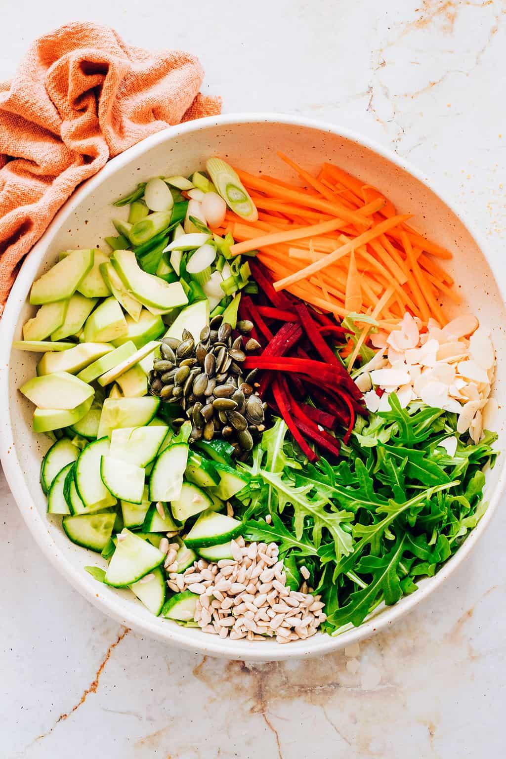 Resep Salad Sarat dengan Vitamin untuk Kulit Bercahaya
