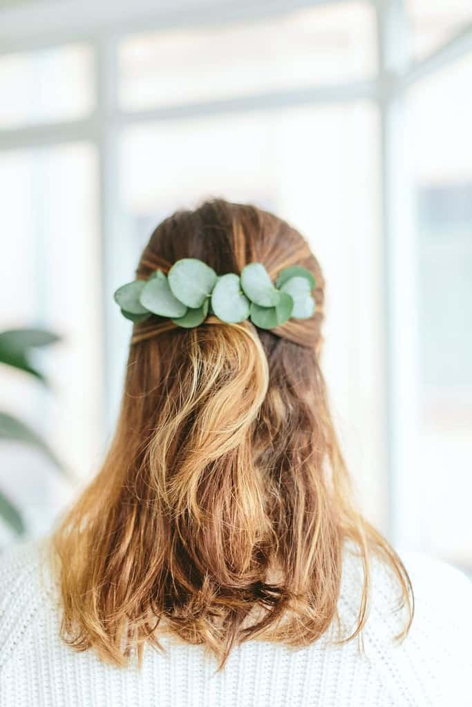 Leaf Hair Comb - Collective Gen