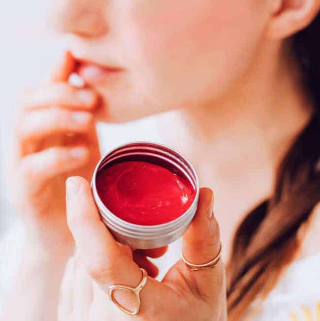 Beet Lip Gloss Recipe