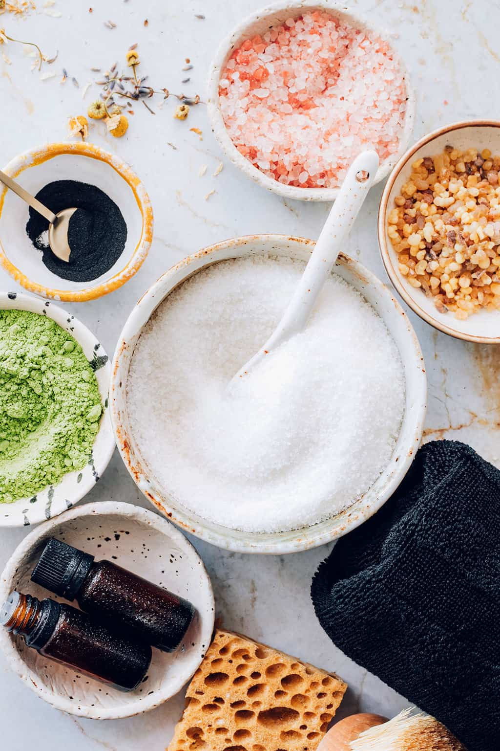 11 DIY Epsom Salt Soak Recipes