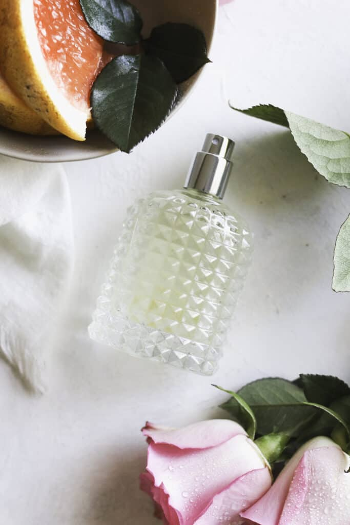 Make Your Own Perfume with Everclear