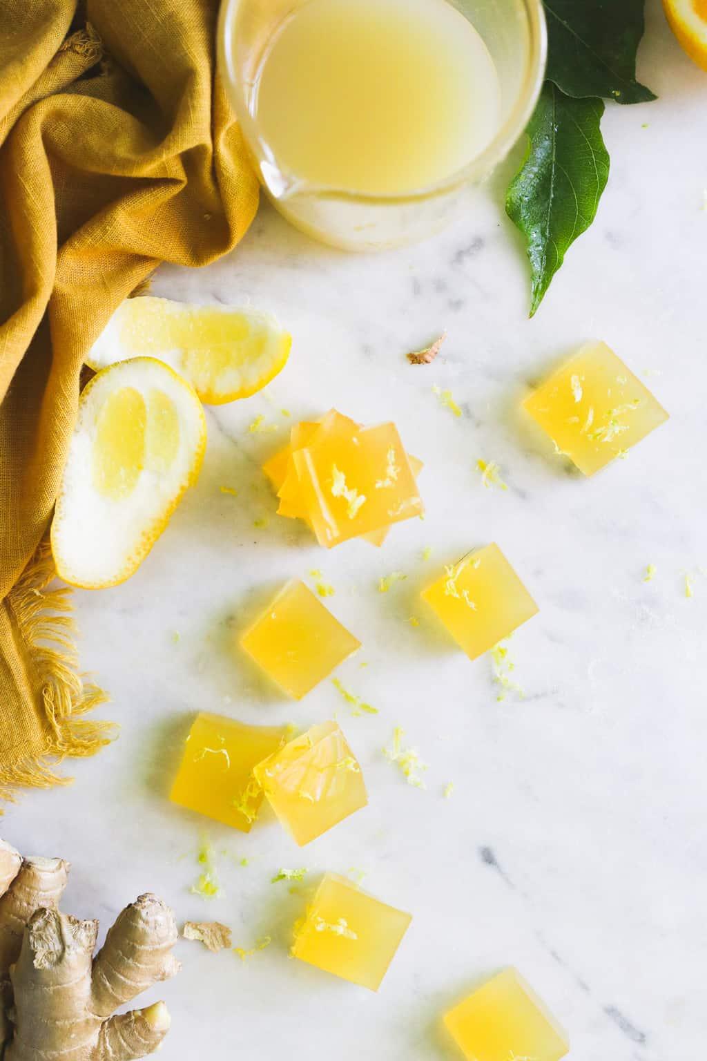 Natural Fruit Gummies Recipe + Benefits of Eating Gelatin