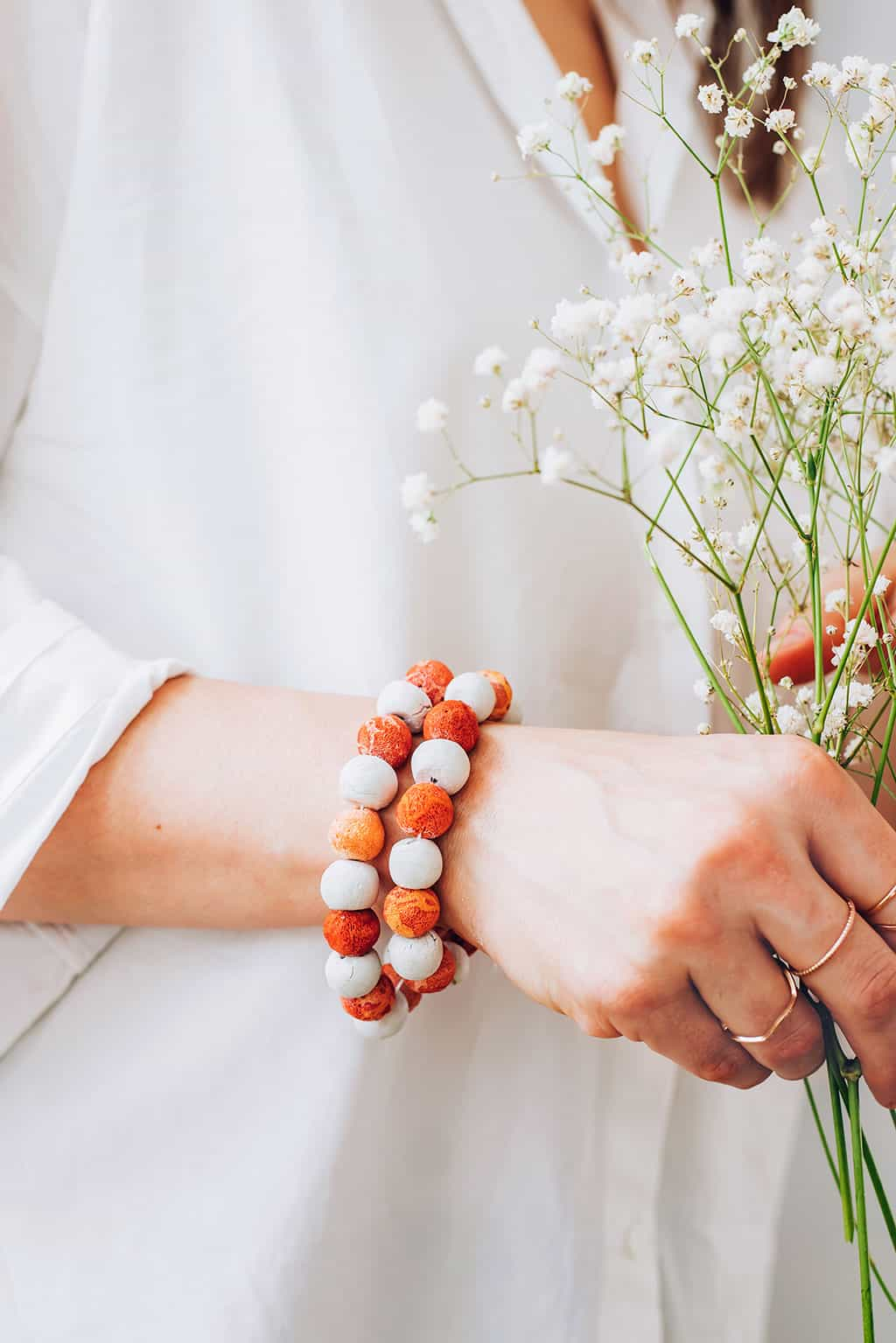How to make an essential oil diffuser bracelet