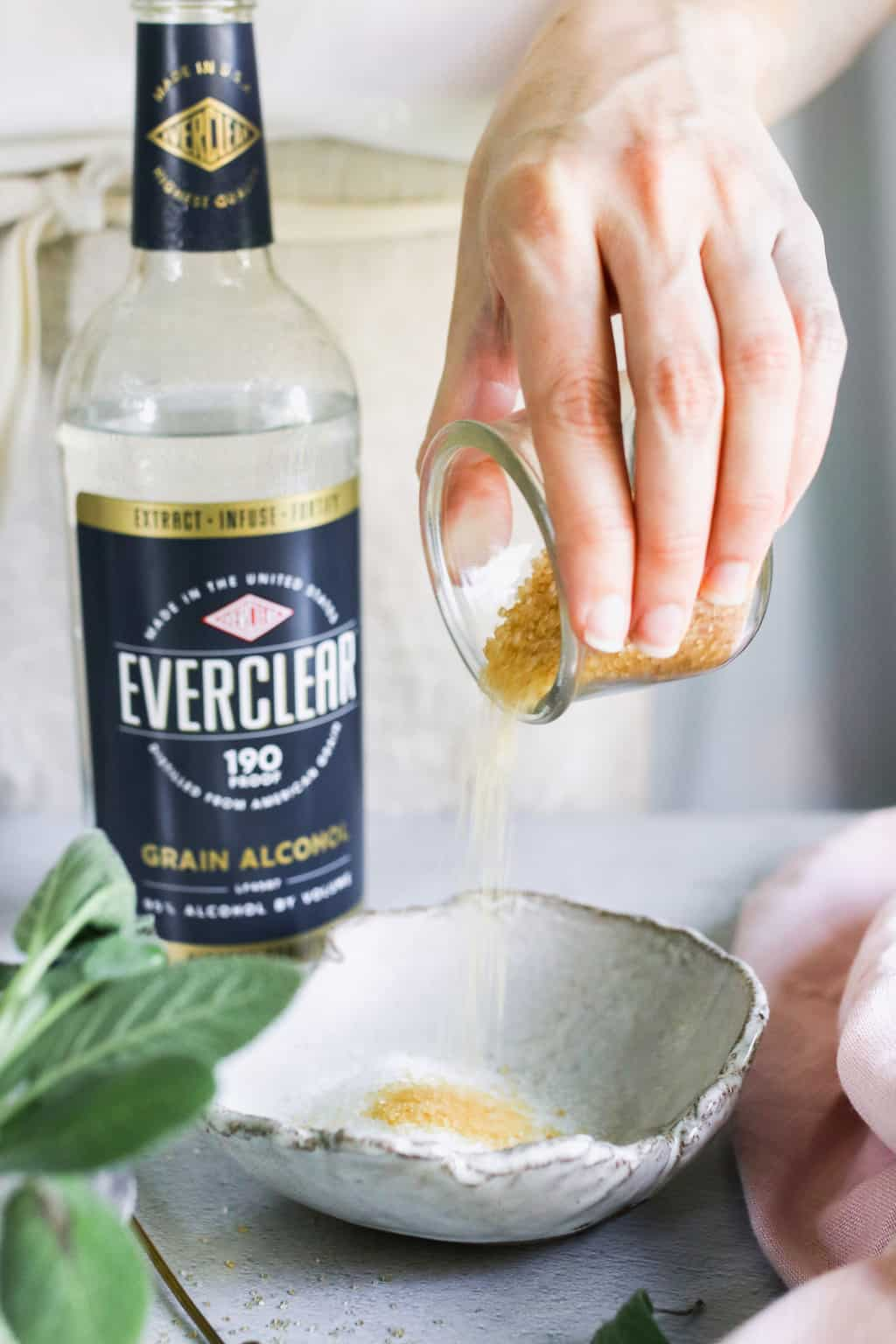Make Your Own Blackberry Sage Sugar Scrub for a Clarifying Summer Glow