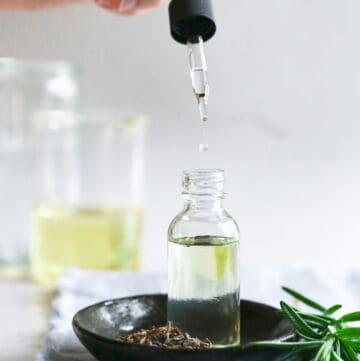 Cleansing Oil Recipe