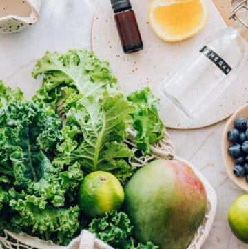 DIY Fruit and Veggie Wash Recipes