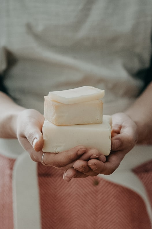 Clean Clothes Naturally with Laundry Bar Soap