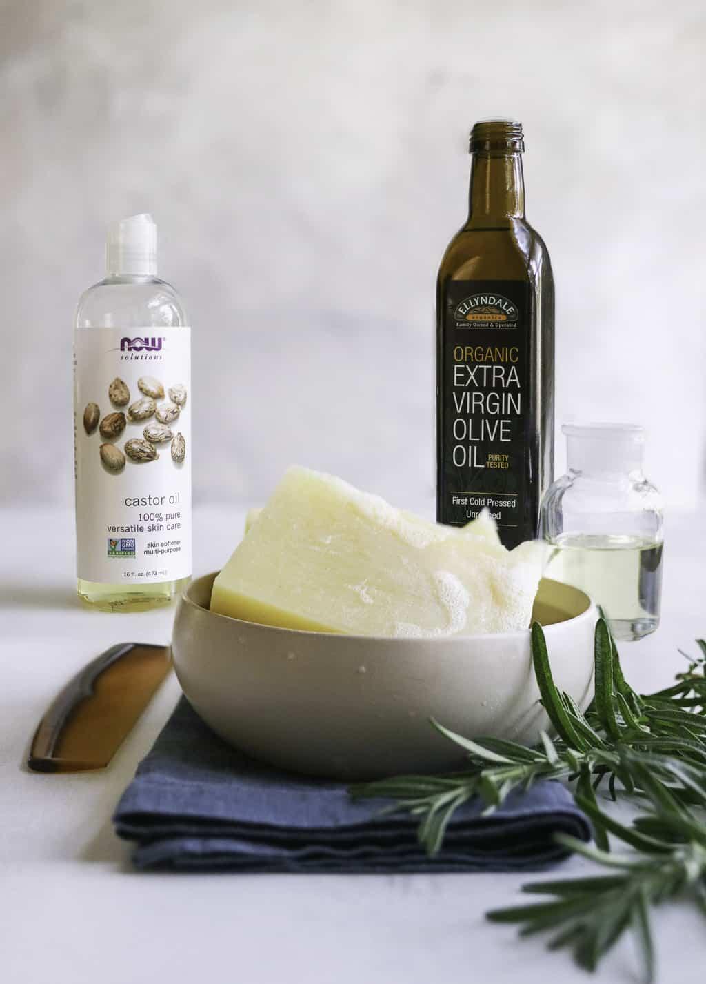 how to make shampoo bars