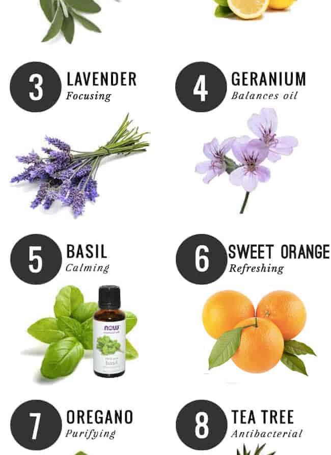 Best essential oils for women's health